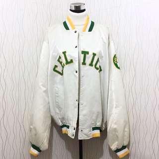 Celtics Bomber Jacket
