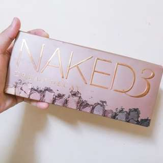 ORIGINAL URBAN DECAY NAKED PALETTE