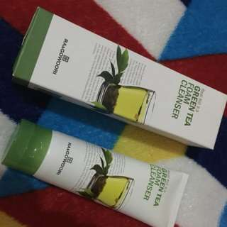 Ra&Gowoori Green tea cleansing foam