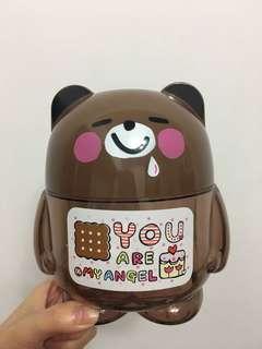 小熊儲錢罐