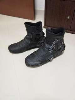 SIDI riding boots