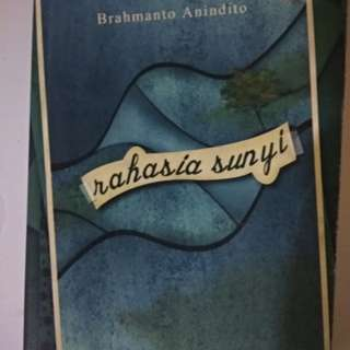 Novel Rahasia Sunyi by Bramanto Anindito