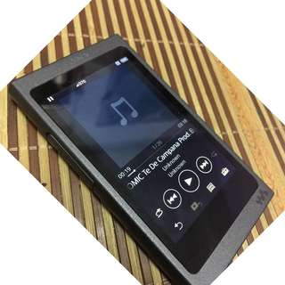 SONY WALKMAN MP3 TOUCH SCREEN