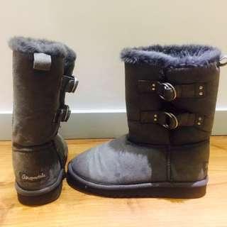 Abercrombie boots
