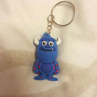 Monster Inc. Keychain