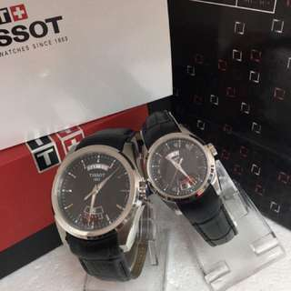 Tissot Couple Set