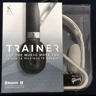 Trainer Bluetooth Headphone by Gibson TH100