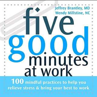 100 Ways To Relieve Stress and Bring Your Best to Work book