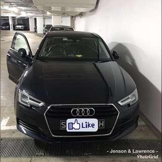 Audi A4 1.4 Auto TFSI S-tronic