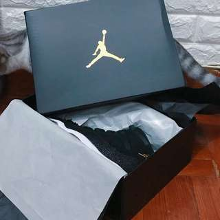 Air Jodan 全新黑色女裝黑色Jodan 39 有專門店電子單 Nike Adidas
