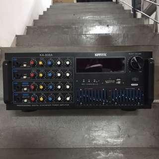 Sivite Amplifier KA-808a