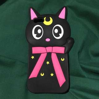 IPHONE 5/5S SAILOR MOON LUNA PHONE CASE