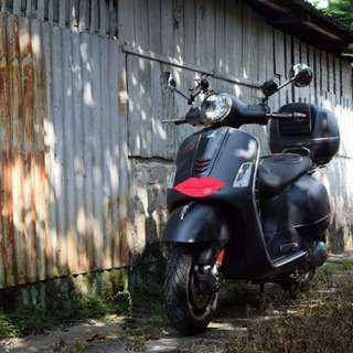 Vespa GTS 300 Supersports