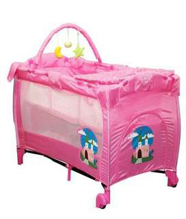 6 in 1 portable crib