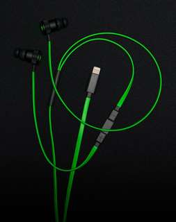 Razer Hammerhead V2 ios lighting cable