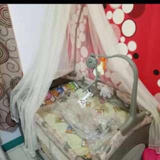 Baby box Does goodcon + Kasur lengkap