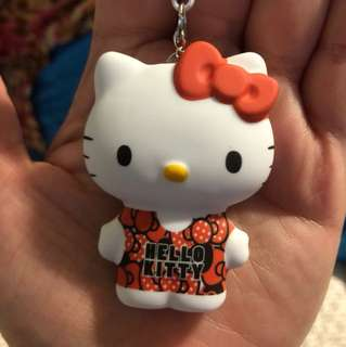 Hello Kitty Ez charms (Red and Pink pair design)