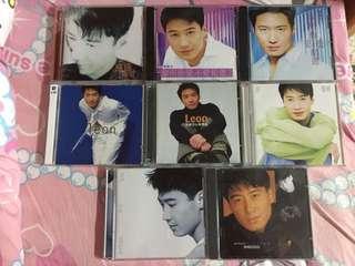 黎明Leon珍藏CD