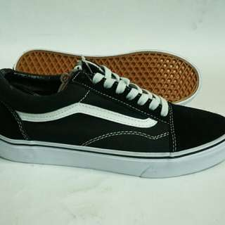 Vans Oldskool Classic Black and white Original