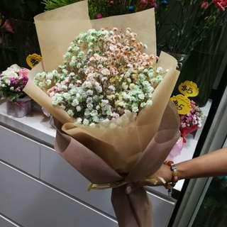 Babybreath Bouquet