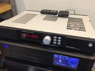 Bricasti M1, dsd128 with remote