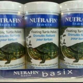 Nutrafin turtle pellets
