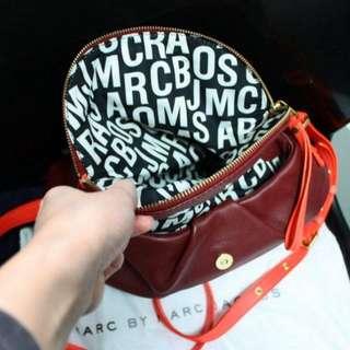 Marc Jacobs 長帶側揹袋