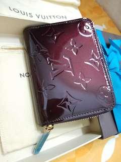 LV銀包100%new連盒
