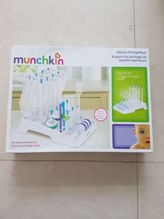 Munchkin drying tray rack set for bottles