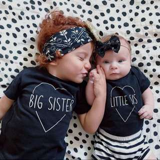 Big Sister / Big Brother Tshirt