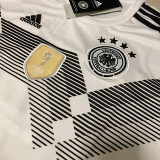 Germany Home Jersey - FIFA 2018 World Cup