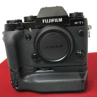 Fujifilm X-T1+Original Battery Grip