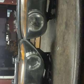 Headlamp Bmw 7 series