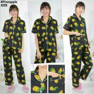 20-Piyama CP Pineapple LV