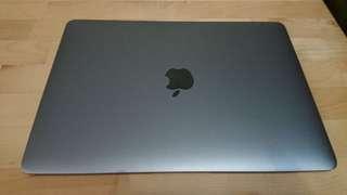 "2015 MacBook 12"" 1.2GHz Core M 512ssd 太空灰 跟Targus防偷窺mon磁貼"