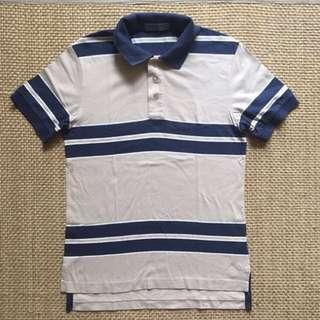 Giordano collared shirt
