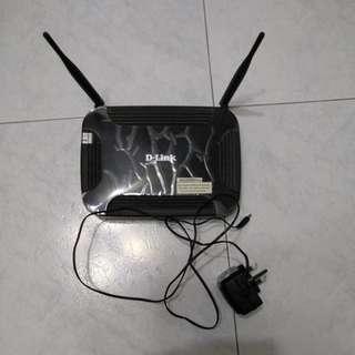 D-link Router
