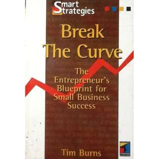 BREAK THE CURVE TimBurns