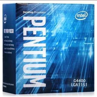 Intel Core Pentium G4400 6th Gen