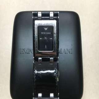 emporia Armani watch   (EA 手錶)70% new