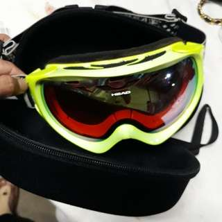 Head brand motorcross goggles off road racing