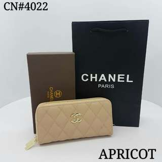Chanel Purse Apricot Color