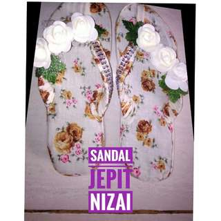 sandal jepit Nizai