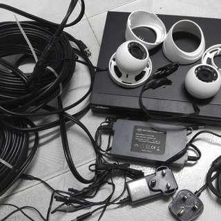 高清室內CCTV