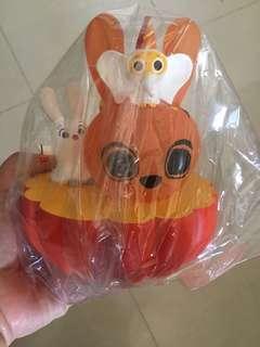 迪士尼Disney Halloween Judy 擺設