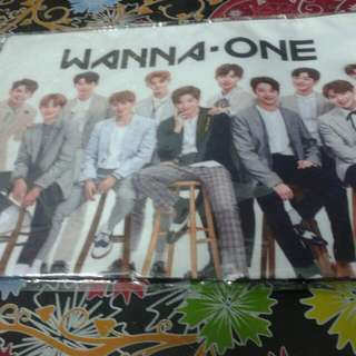 Pensil Case Wanna One