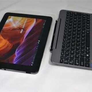 Laptop Asus Transformer T101HA Bisa di cicil Free1x angsuran (lenovo)