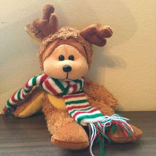 Christmas Themed Teddy