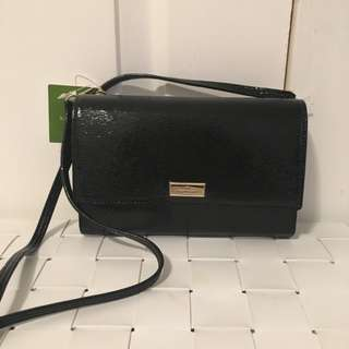 ORIGINAL Kate Spade Bixby Place Winni Black Crossbody Bag