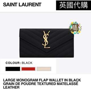 Saint Laurent ❤️ Flap Walletsssss👯‍♂️
